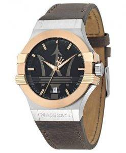 Maserati Potenza Analog Quartz R8851108014 Men's Watch