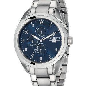 Maserati Traguardo Chronograph Quartz R8853112505 Men's Watch