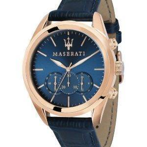 Maserati Traguardo Chronograph Quartz R8871612015 Men's Watch