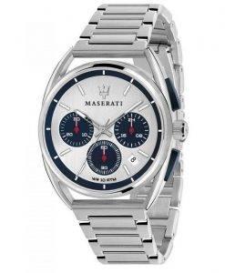 Maserati Trimarano Chronograph Quartz R8873632001 Men's Watch