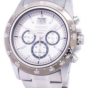 Seiko Lord Chronograph Quartz SPC241 SPC241P1 SPC241P Men's Watch