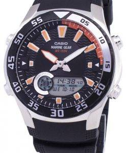 Casio Analog Digital Marine Gear AMW-710-1AVDF AMW-710-1AV Mens Watch