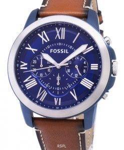 Fossil Grant Quartz Chronograph FS5151 Men's Watch