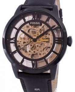 Fossil Townsman Automatic Skeleton Dial ME3098 Men's Watch
