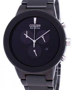 Citizen Axiom Eco-Drive Chronograph AT2245-57E Men's Watch