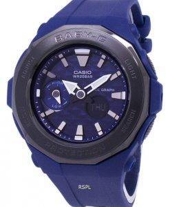 Casio Baby-G Tide Graph Analog Digital 200M BGA-225G-2A BGA225G-2A Women's Watch