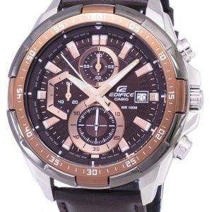 Casio Edifice Chronograph Quartz EFR-539L-5AV EFR539L-5AV Men's Watch