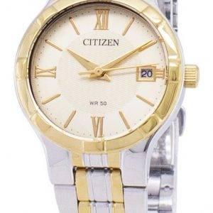 Citizen Analog Quartz EU6024-59P Women's Watch