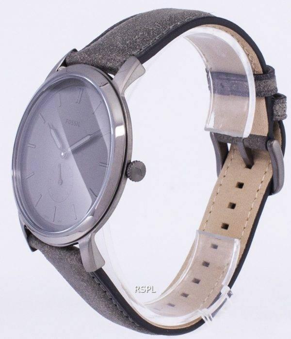 Fossil Minimalist Quartz FS5445 Men's Watch