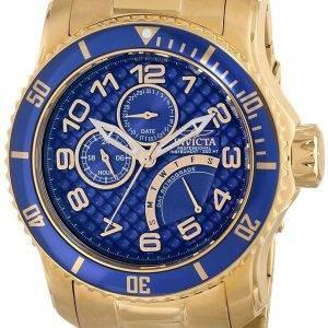 Invicta Pro Diver 15342 Professional Instrument Day Retrograde Quartz 300M Men's Watch