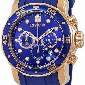 Invicta Pro Diver 18197 Chronograph Quartz 200M Men's Watch