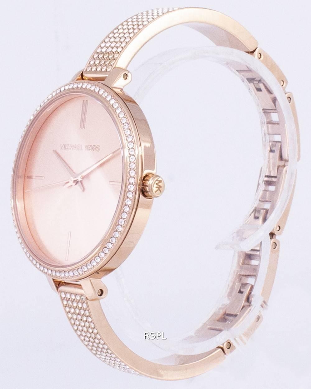 a220a2690396 Michael Kors Jaryn Quartz Diamond Accents MK3785 Women s Watch Singapore