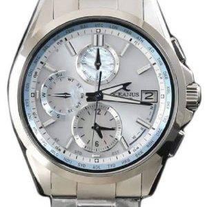 Casio Oceanus OCW-T2610H-7AJF Manta Wave Ceptor Tough Solar Men's Watch