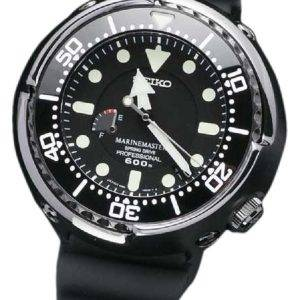 Seiko Prospex SBDB013 Marinemaster Professional Springdrive Diver's 600M Men's Watch