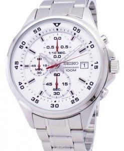 Seiko Chronograph Quartz SKS623 SKS623P1 SKS623P Men's Watch