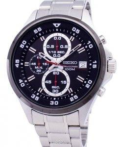 Seiko Chronograph Quartz SKS633 SKS633P1 SKS633P Men's Watch