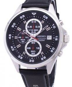 Seiko Chronograph Quartz SKS635 SKS635P1 SKS635P Men's Watch