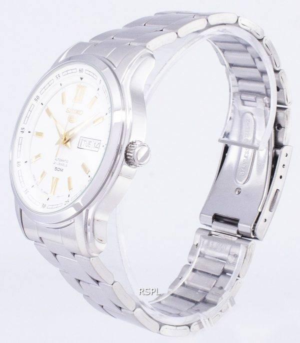 Seiko 5 Classic Automatic Japan Made SNKP15 SNKP15J1 SNKP15J Men's Watch