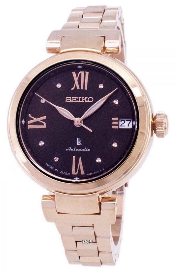 Seiko Lukia Automatic Japan Made SRP846 SRP846J1 SRP846J Women's Watch
