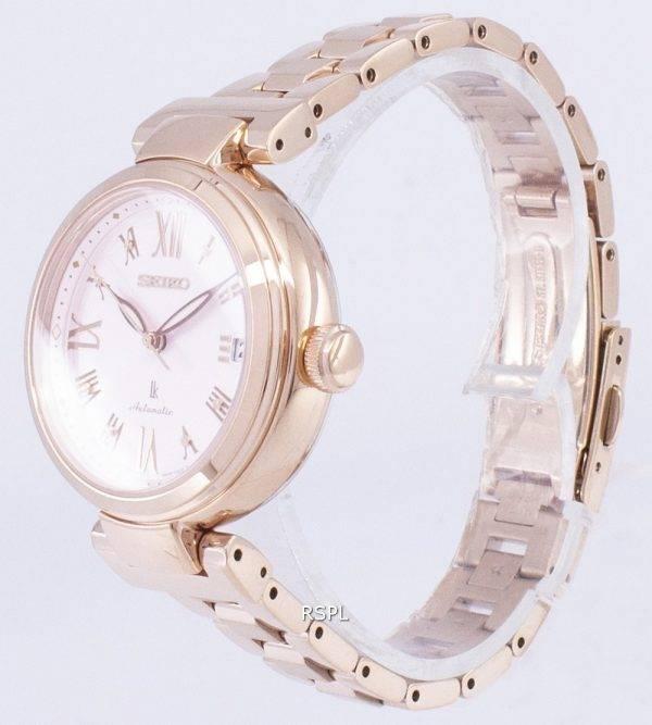 Seiko Lukia Automatic Japan Made SRP848 SRP848J1 SRP848J Women's Watch