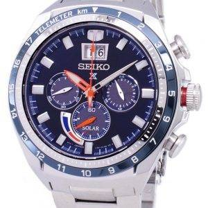 Seiko Prospex Solar Chronograph Power Reserve SSC601 SSC601P1 SSC601P Men's Watch