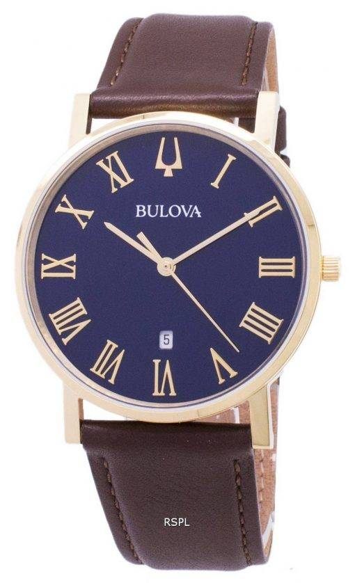 Bulova Classic 97B177 Quartz Men's Watch