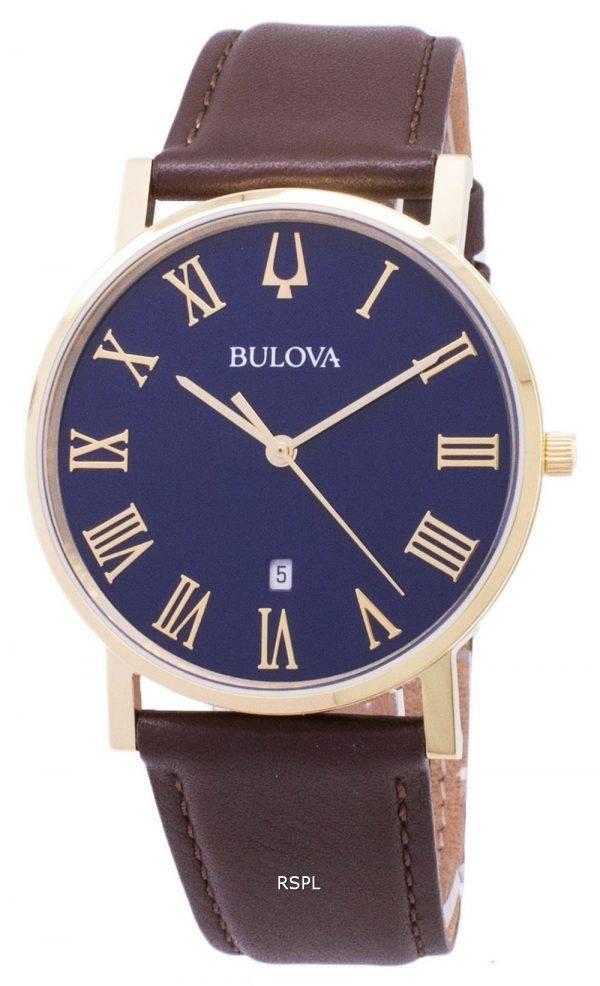 Bulova Classic 97B177 Quartz Men's Watch