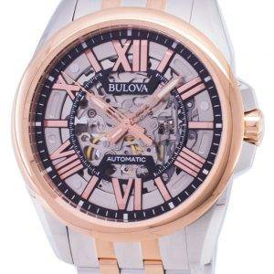 Bulova Classic 98A166 Automatic Men's Watch