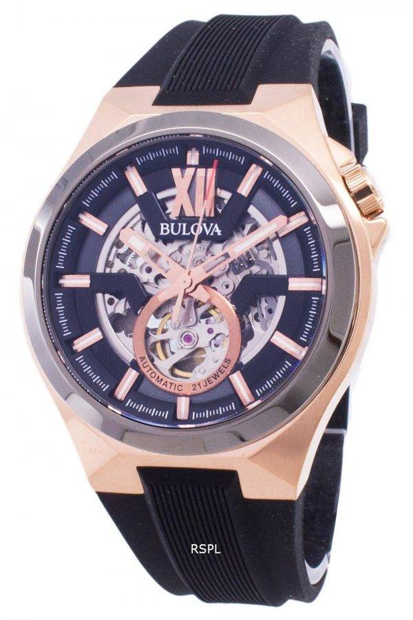 Bulova Classic 98A177 Automatic Men's Watch