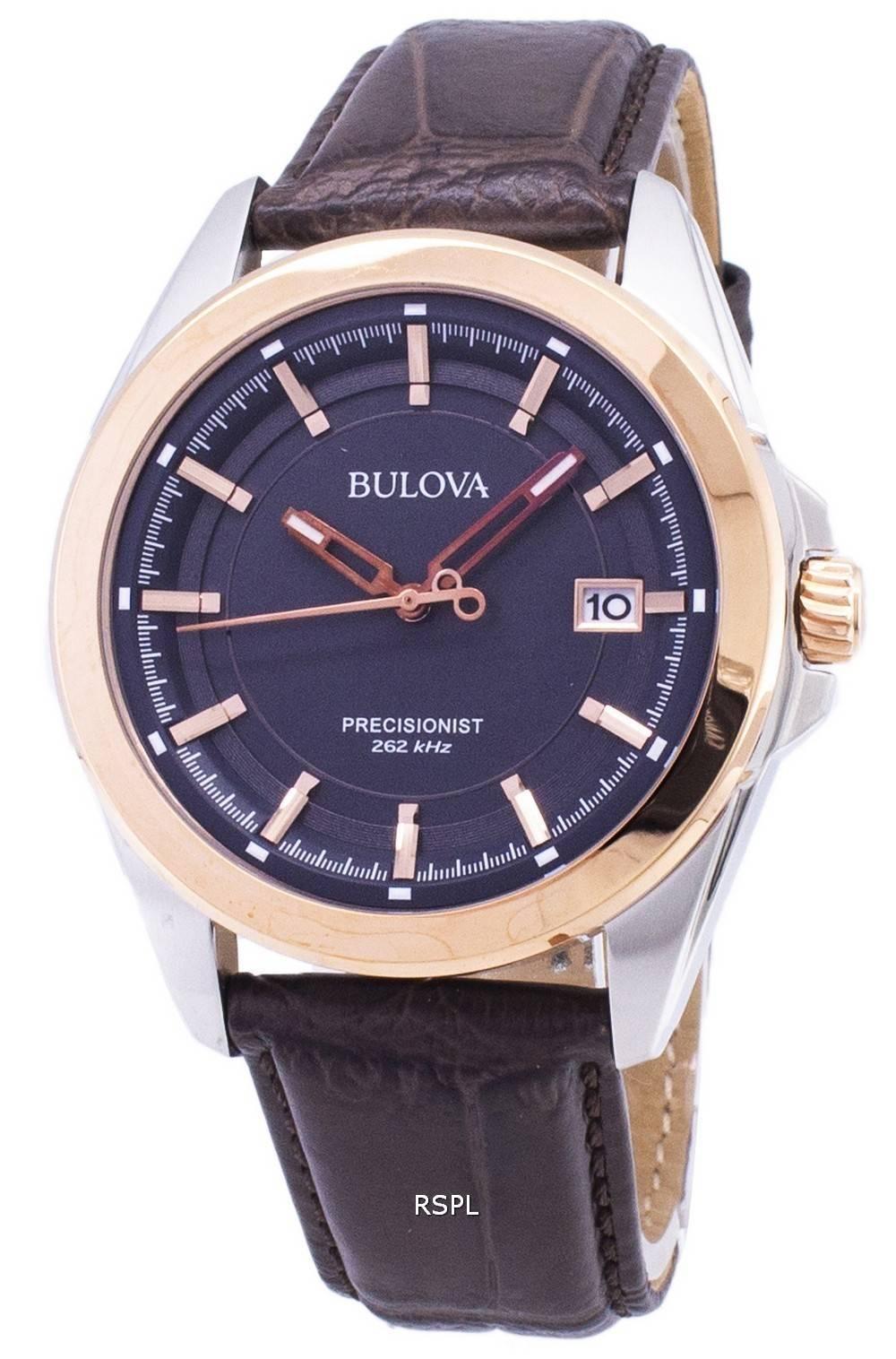41b04b1cc Bulova Precisionist 98B267 Quartz Men's Watch Singapore