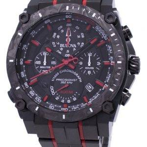 Bulova Precisionist 98B313 300M Chronograph Quartz Men's Watch