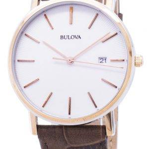 Bulova Classic 98H51 Quartz Men's Watch