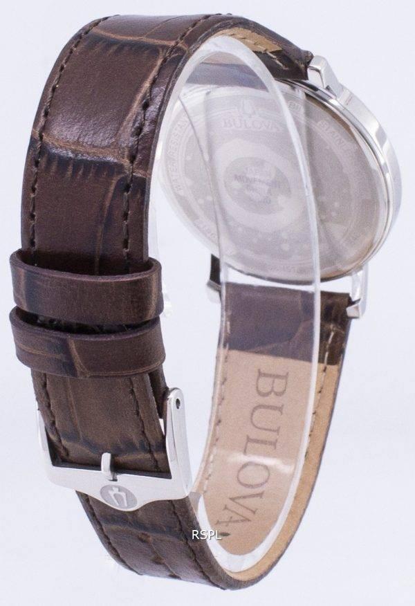 Bulova Classic 98H51 Quartz Men's Watch