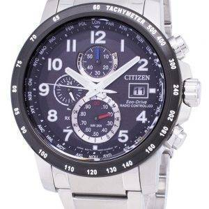 Citizen Eco-Drive AT8124-83E Radio Controlled Power Reserve 200M Men's Watch