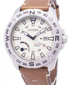 Citizen Eco-Drive AW7040-02A Power Reserve 200M Men's Watch