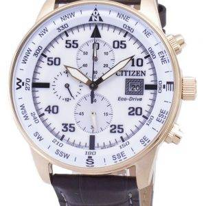 Citizen Eco-Drive CA0693-12A Chronograph Men's Watch