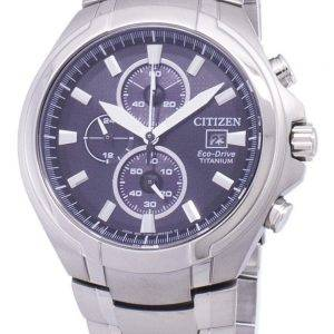 Citizen Eco-Drive CA0700-86E Chronograph Titanium Men's Watch