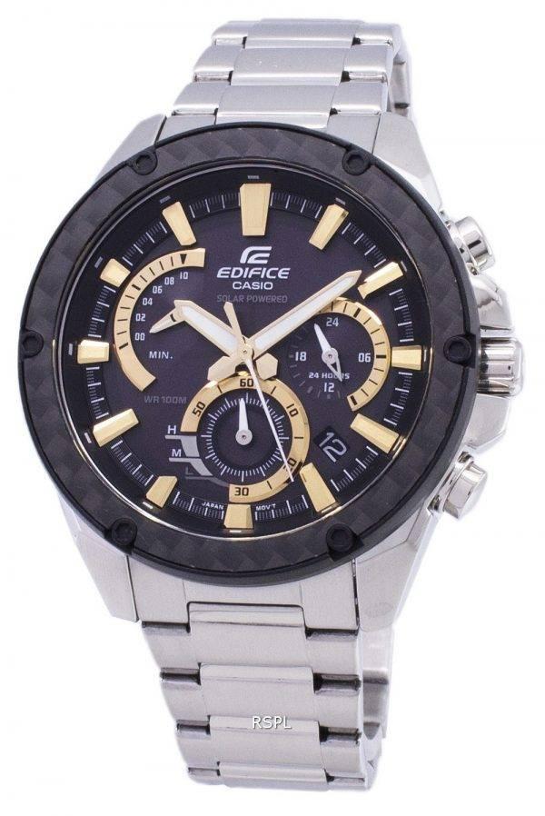 Casio Edifice EQS-910D-1BV Solar Chronograph Men's Watch