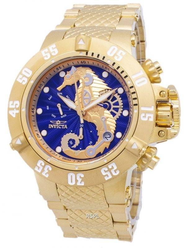 Invicta Subaqua 26230 Chronograph Quartz 500M Men's Watch