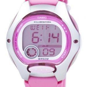 Casio Digital Sports Illuminator LW-200-4BVDF Womens Watch