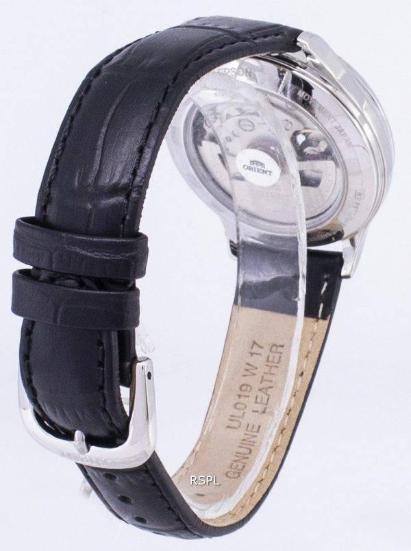 Orient Automatic RA-AG0019B10B Open Heart Diamond Accents Women's Watch