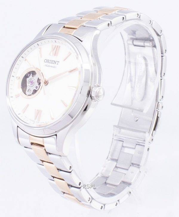 Orient Automatic RA-AG0020S10B Open Heart Analog Women's Watch