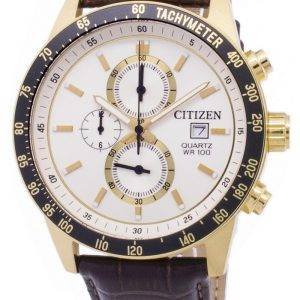 Citizen Chronograph AN3602-02A Tachymeter Quartz Men's Watch