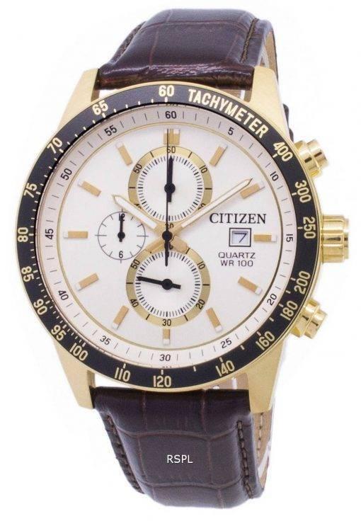 Citizen Chronograph AN3602-02A Tachymeter Quartz Men's Watch