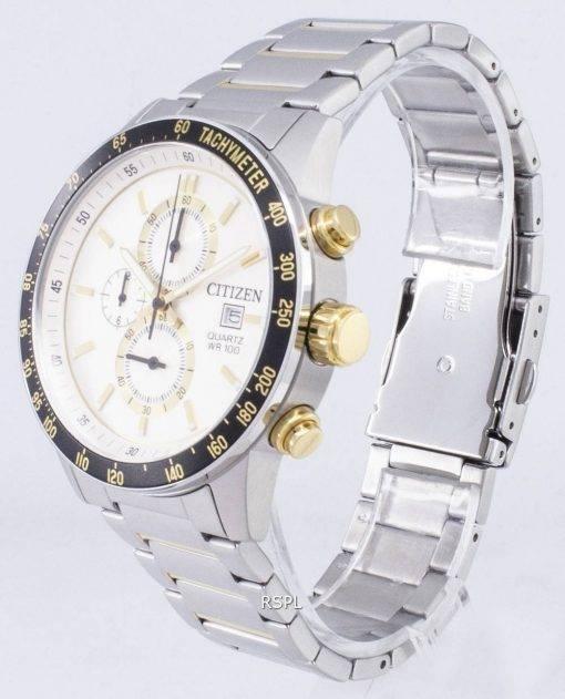 Citizen Chronograph AN3604-58A Tachymeter Quartz Men's Watch