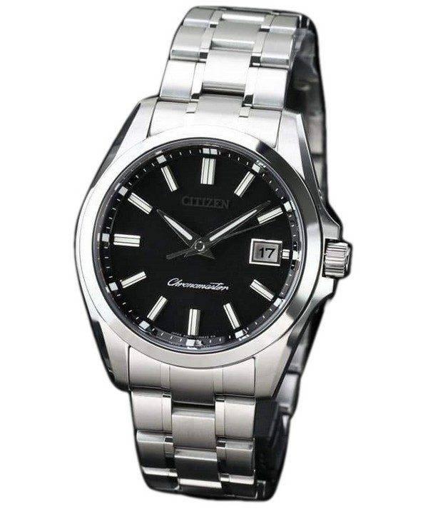 Citizen Eco-Drive AQ4030-51E Titanium Analog Men's Watch