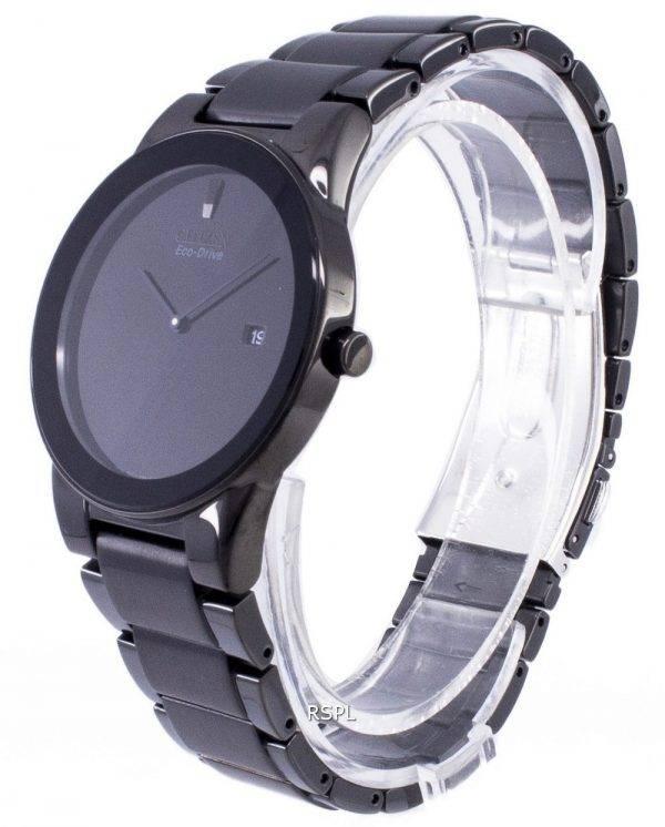 Citizen Axiom Eco-Drive AU1065-58E Analog Men's Watch