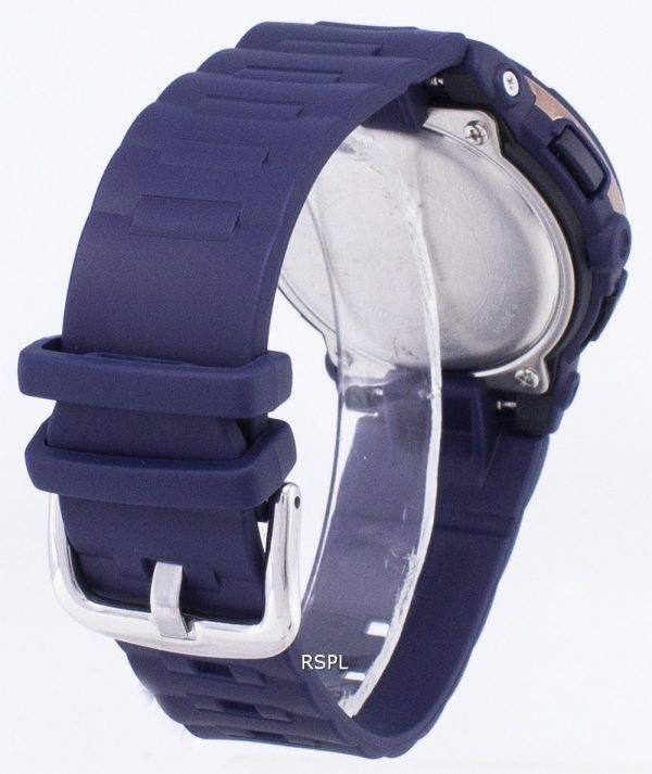 Casio Baby-G BGA-150PG-2B1 Illumination Analog Digital Women's Watch