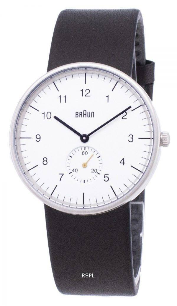 Braun Classic BN0024WHBKG Analog Quartz Men's Watch