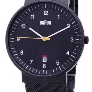 Braun Classic BN0032BKBKMHG Analog Quartz Men's Watch